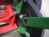 brill handle attaches